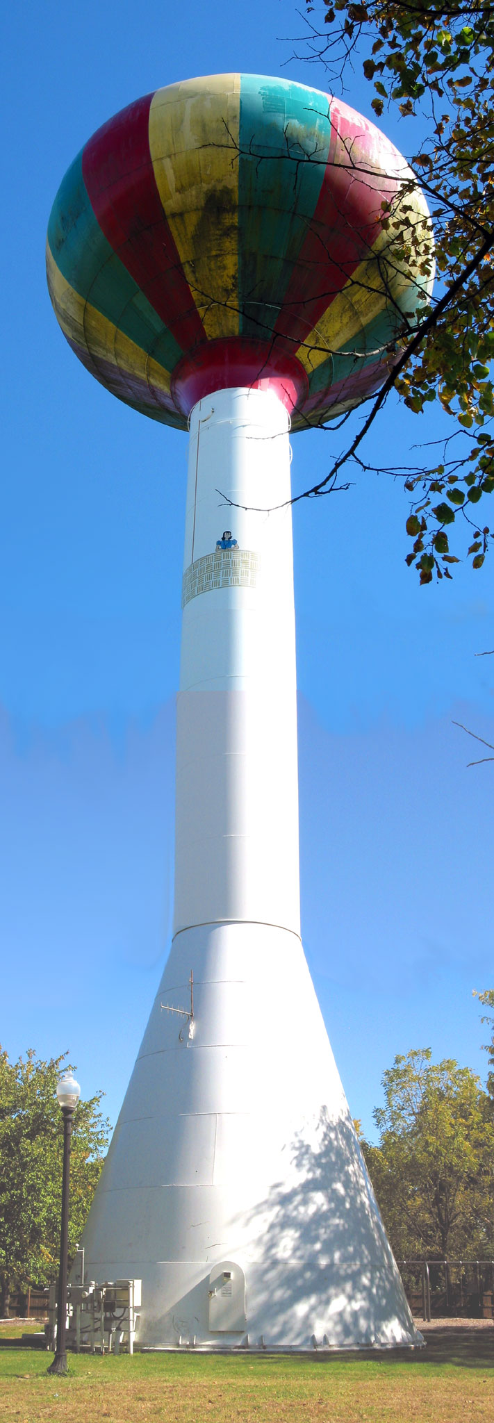 Oaklandon Water Tower