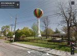 Water Tower - Streetview