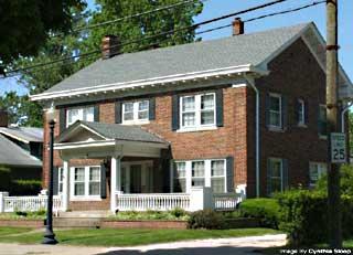 Dr Charles J. Kneer House [1923]